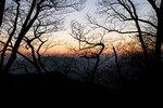 2010-01-24セト前の夕景